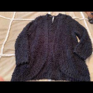 Kenzie fuzzy sweater